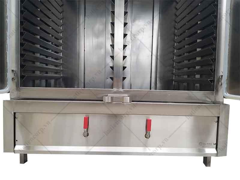 Tủ cơm công nghiệp 100kg - Tủ cơm điện