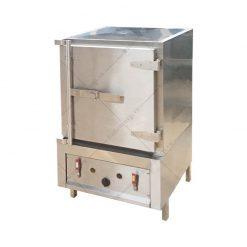 tủ nấu cơm 30kg bằng gas