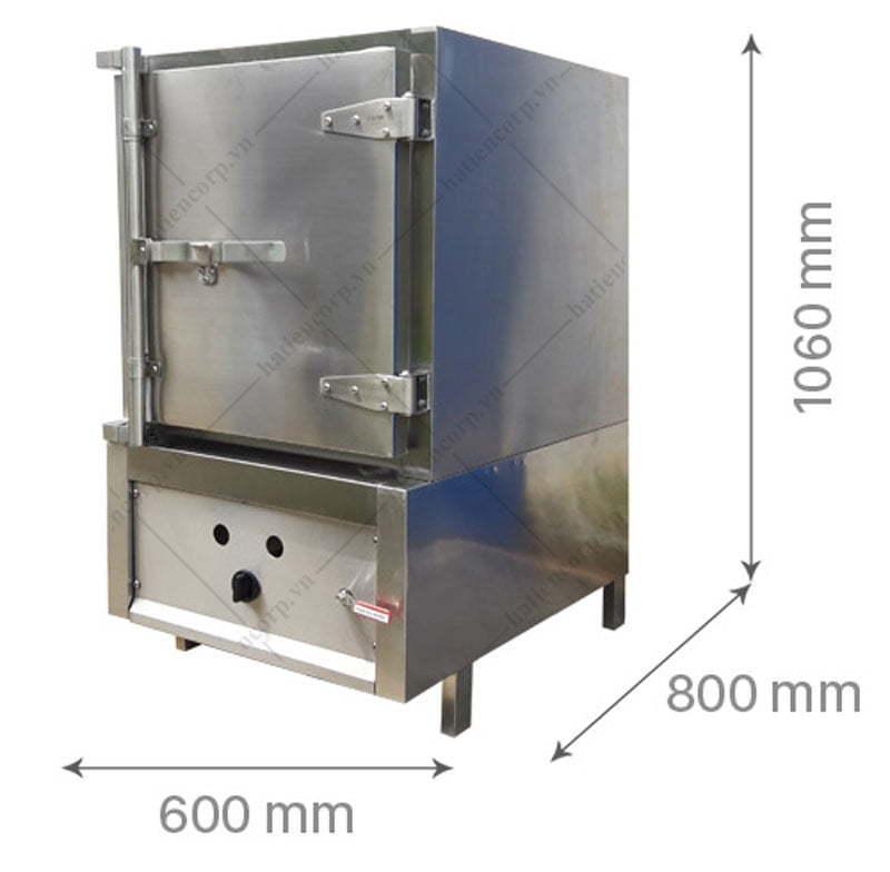 kích thước tủ cơm 30kg