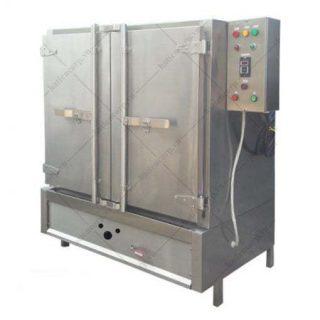 Tủ cơm công nghiệp 100kg - Tủ cơm điện hoặc Tủ cơm ga