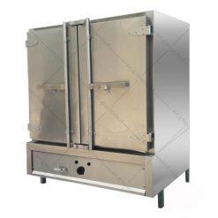 Tủ nấu cơm 100Kg bằng Gas