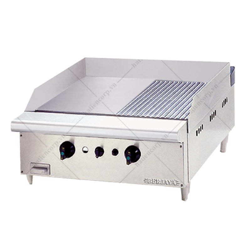 Bếp chiên phẳng bằng gas GG2B12R