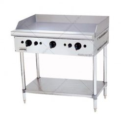 Bếp chiên phẳng bằng gas GG3FS