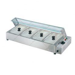 Quầy giữ nóng thức ăn 4 khay BMC 4(WC)
