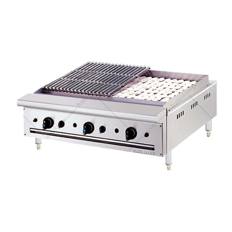 Bếp nướng than nhân tạo CRB 3B