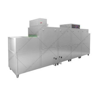 Máy rửa chén băng tải Dolphin DRC-3G