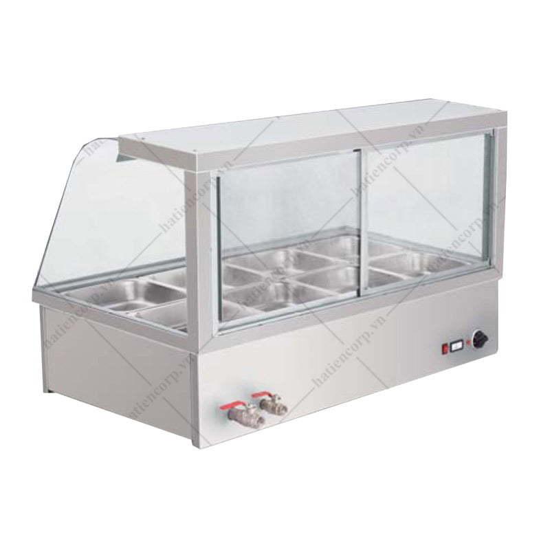 Tủ trưng bày giữ nóng thức ăn