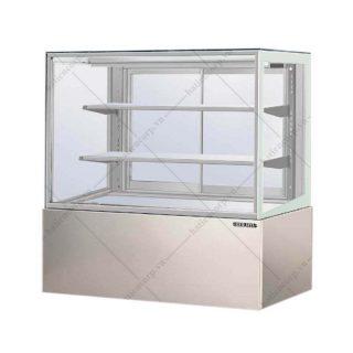 Tủ trưng bày giữ nóng thức ăn chữ nhật RHDW-09SS-3