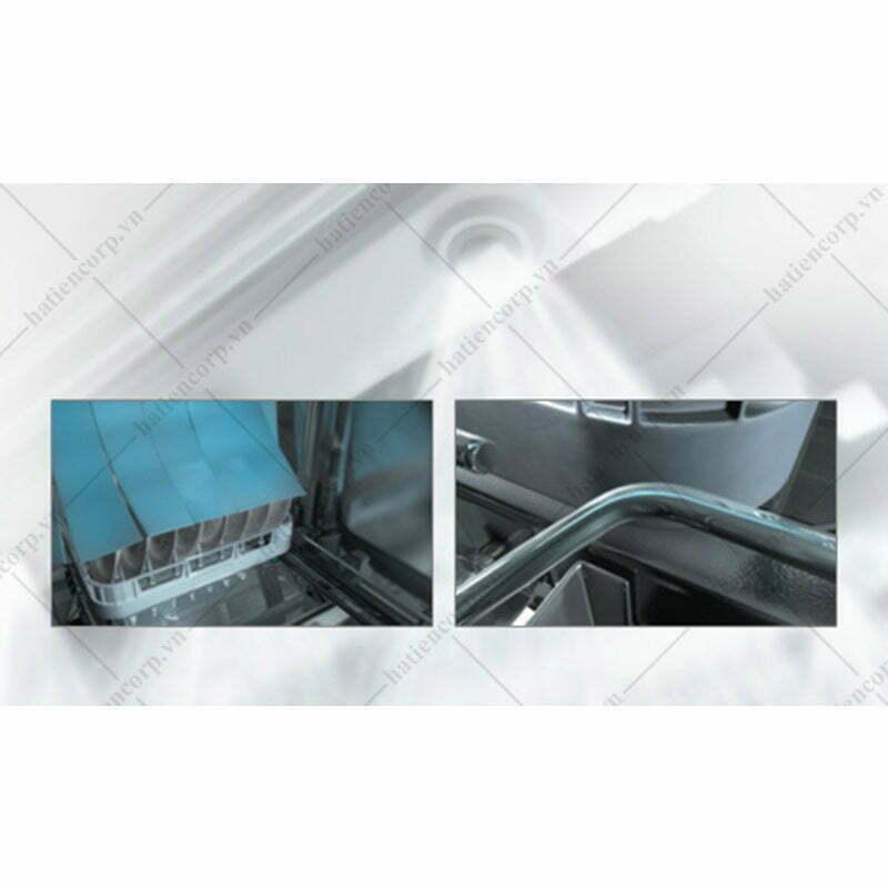 Máy rửa chén băng tải MTR