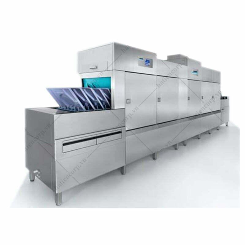 Máy rửa chén băng tải WinterHalter MTF