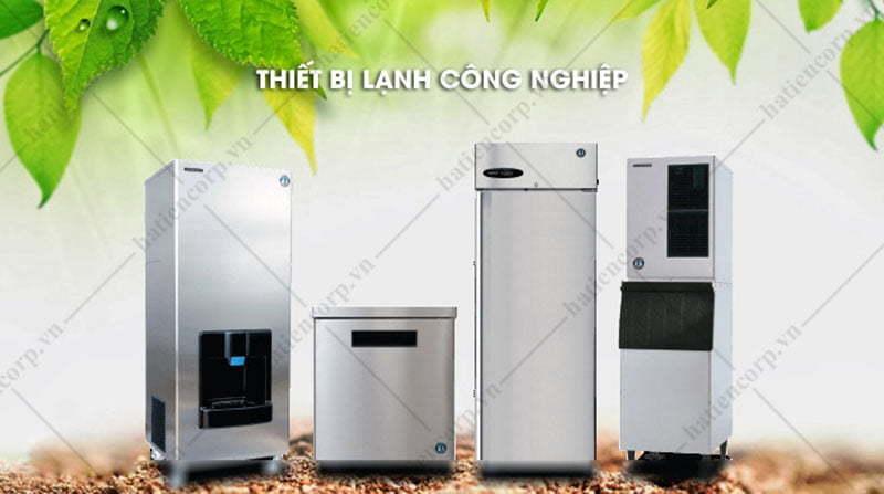 Tủ lạnh công nghiệp Nhật