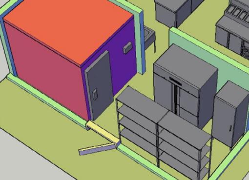 tính toán chọn thể tích tủ lạnh công nghiệp