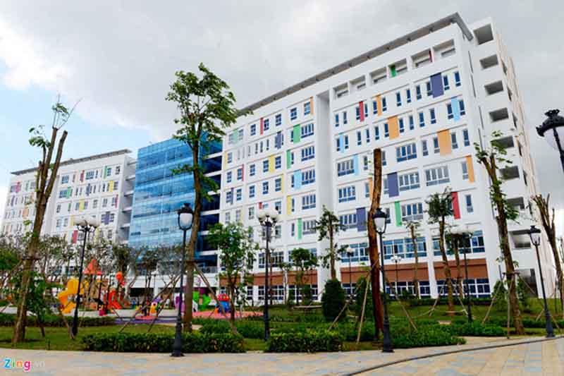 bệnh viện nhi thành phố