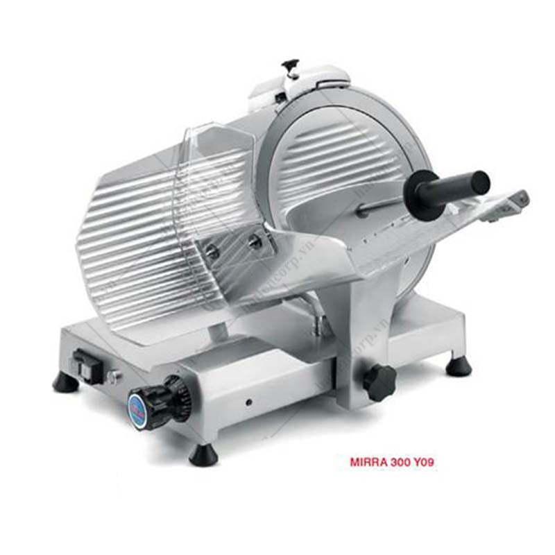 Máy thái lát thịt SIRMAN nhập khẩu nguyên chiếc từ Ý MIRRA 300Y09