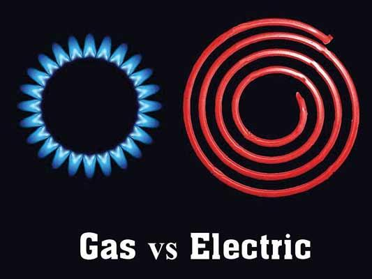 thiết bị gas và điện