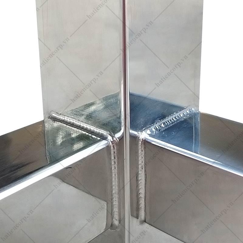 Bàn inox 700x600x850mm - Bàn inox 304 cao cấp, chất lượng cao