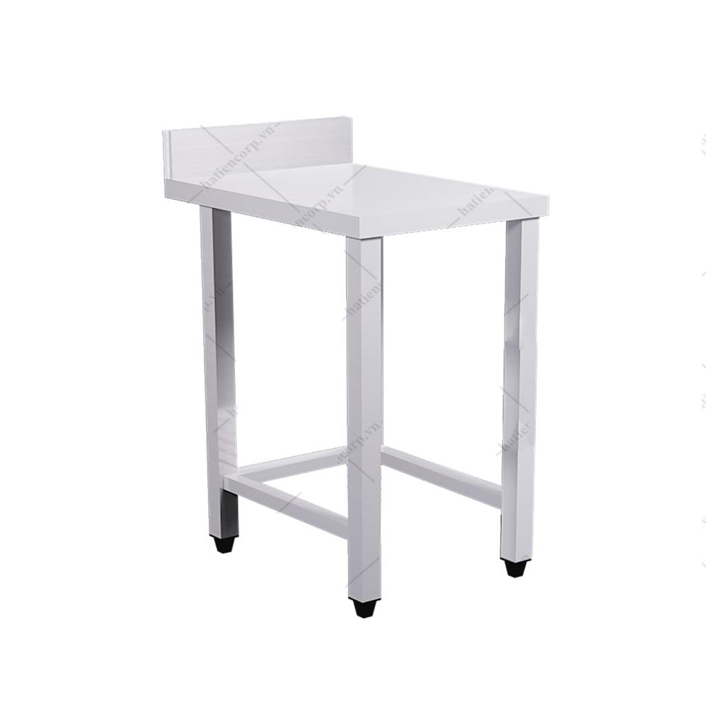 bàn inox có thành dài 400mm, bàn inox 304, bàn inox công nghiệp cao cấp