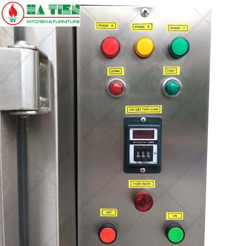 Bộ điều khiển điện tử tủ nấu cơm công nghiệp