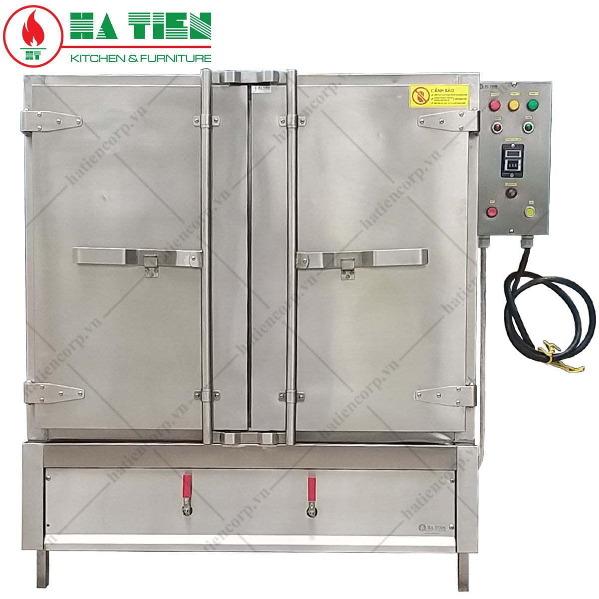 Tủ cơm công nghiệp - Tủ cơm điện 100kg