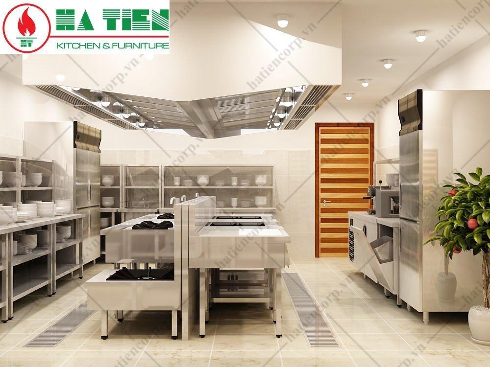 Bếp hầm đơn có thành - Bếp hầm công nghiệp