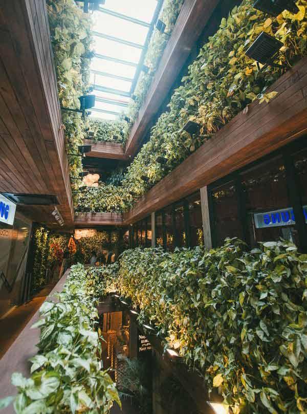 Nhà hàng Saigon Garden