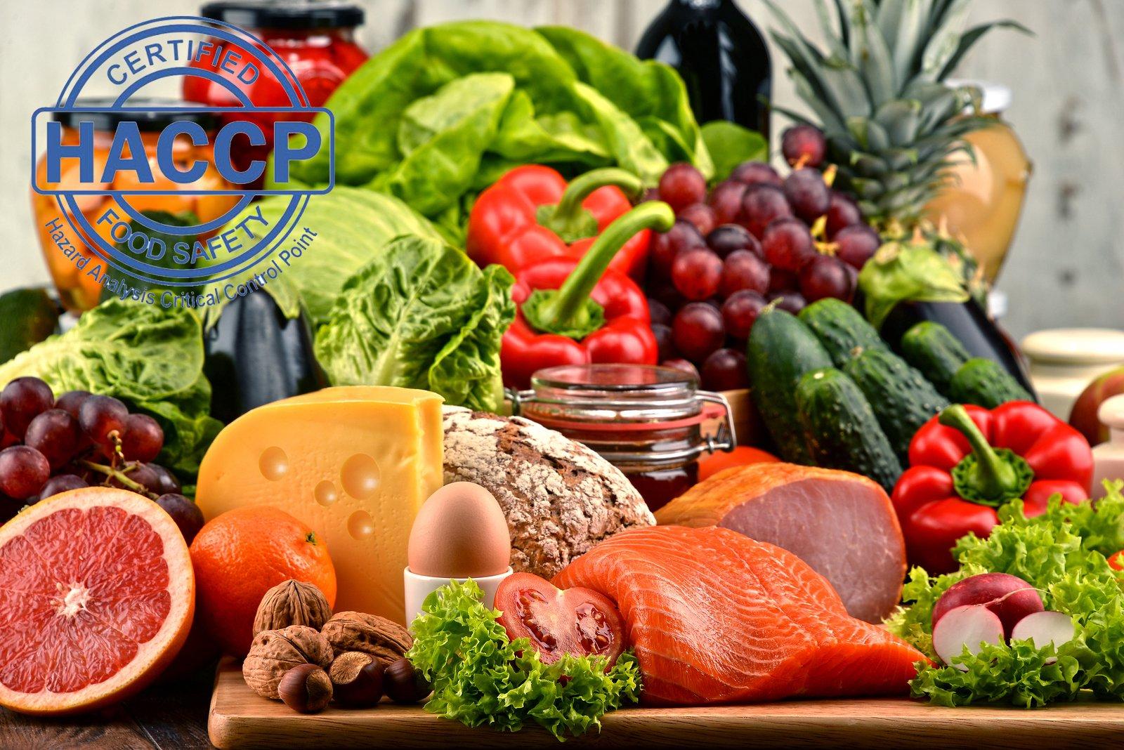 Tiêu chuẩn HACCP - An toàn vệ sinh thực phẩm