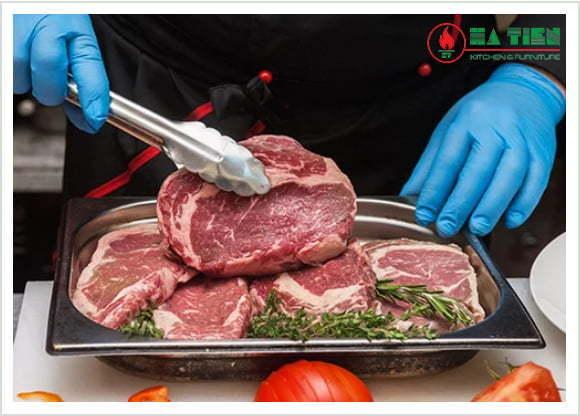 Cách tránh lây nhiễm chéo trong bếp