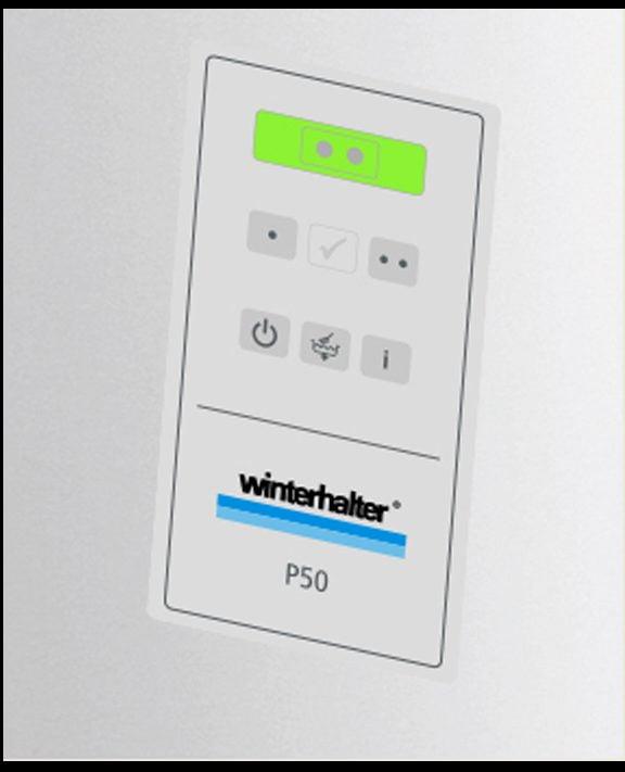Máy rửa chén công nghiệp WinterHalter P50