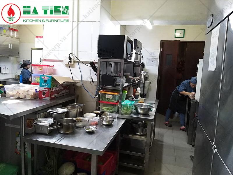 Bếp Runam Đồng Khởi