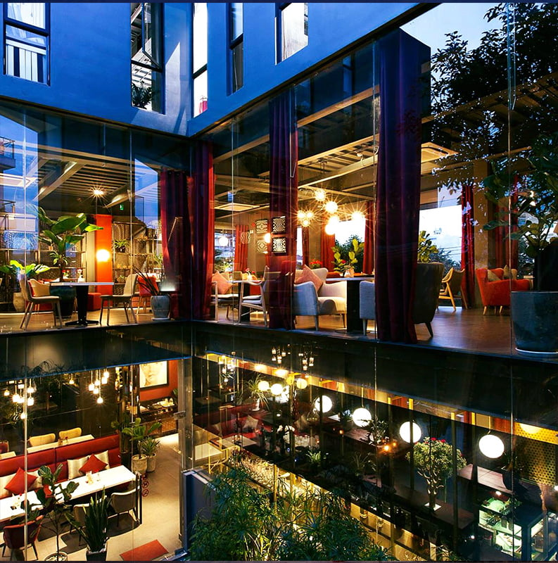 Cafe Terrace Giang Văn Minh