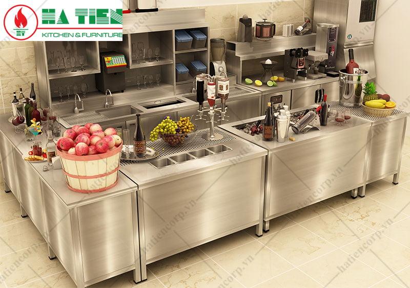 tư vấn thiết kế bếp nhà hàng