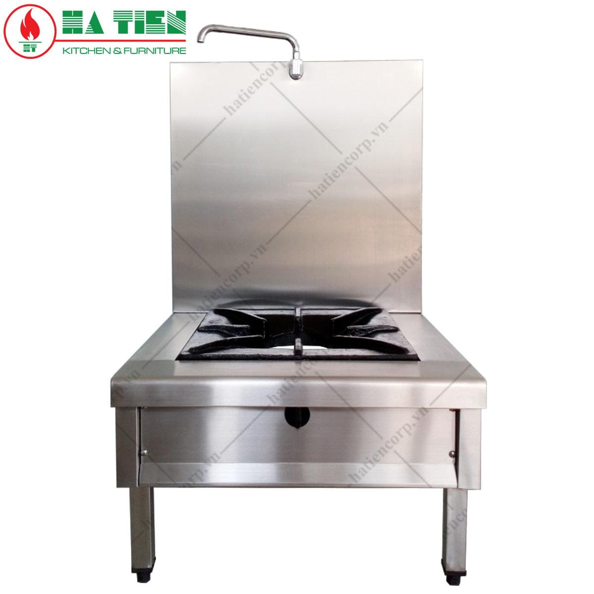 bếp ga công nghiệp đơn