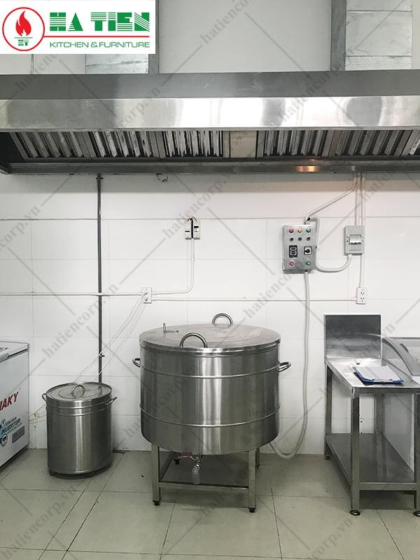Bếp trung tâm Niso