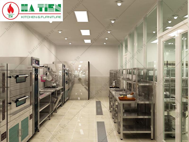 Thiết bị bếp inox công nghiệp - Các lò nướng cao cấp