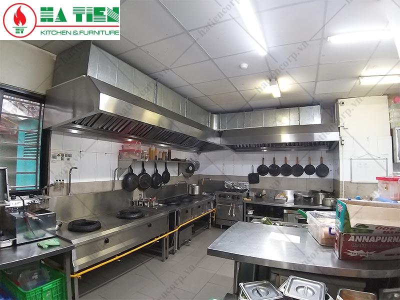 các loại bếp ga công nghiệp