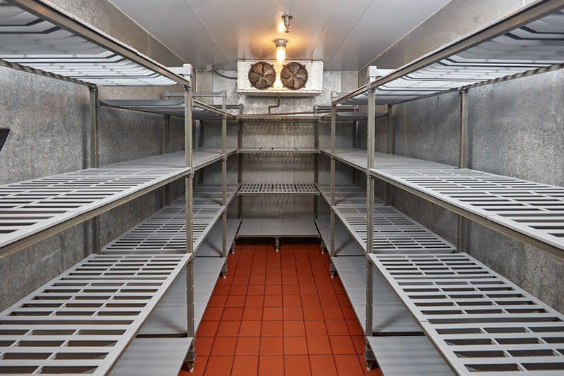 Kho đông kho mát cho bếp trung tâm