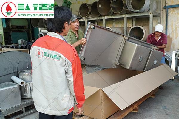 xưởng inox tphcm