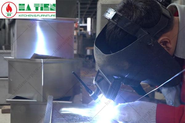 xưởng sản xuất inox tphcm