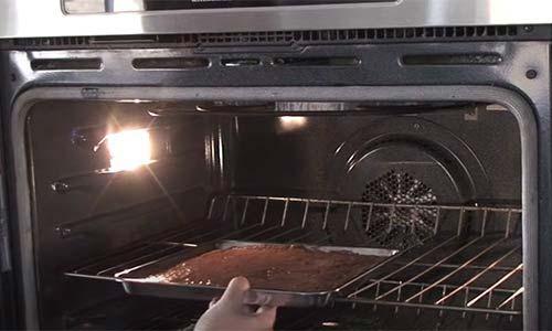 nướng bánh khúc khúc cây giáng sinh