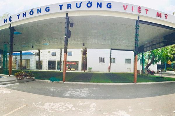 Trường mầm non Việt Mỹ quận Tân Phú