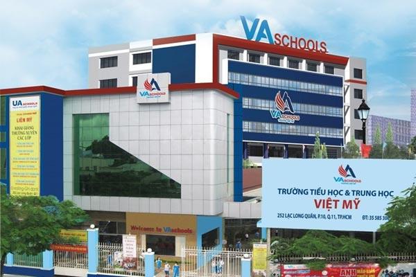 Hà Tiên thiết kế bếp trường học Việt Mỹ