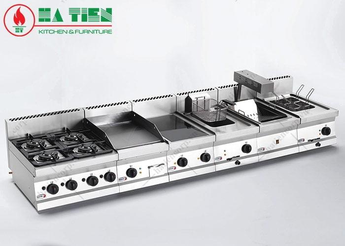 Mô hình bếp ăn công nghiệp mô đun 600
